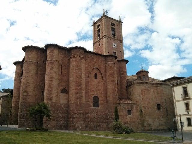 Nájera en La Rioja