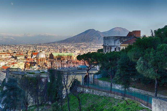El tiempo en Nápoles, prepara tu visita a la ciudad