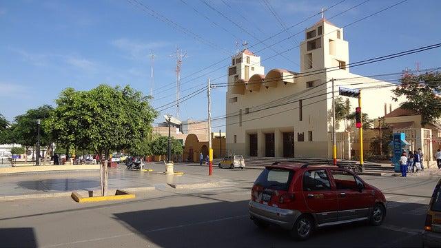 Nazca en Perú