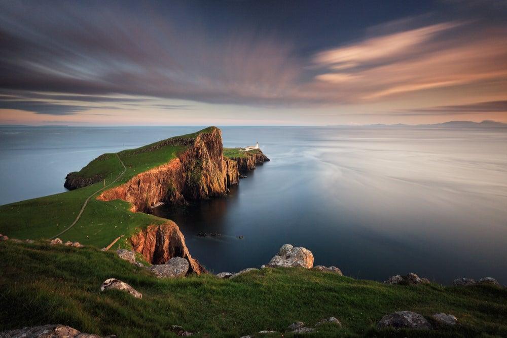 Neist Point, uno de los lugares que ver en Escocia