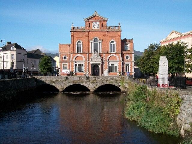 Newry en Irlanda del Norte
