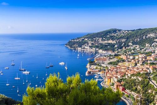 Niza, uno delos sitios más bonitos del Mediterráneo