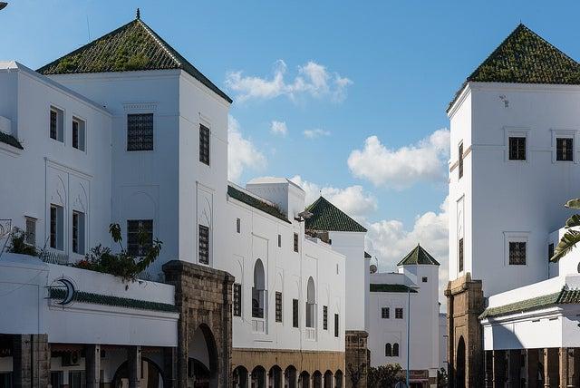 Nueva medina de Casablanca
