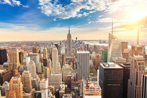 Nos subimos a los mejores rascacielos de Nueva York