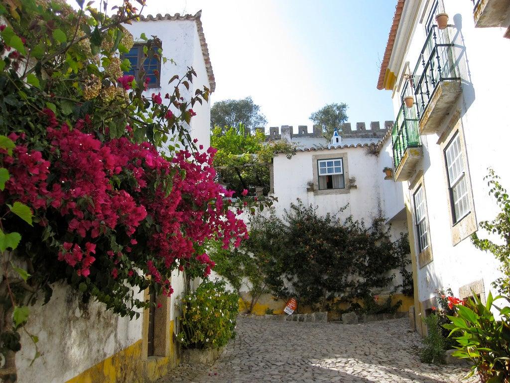 Pueblos y peuqeñas ciudades de Portugal: Óbidos