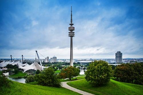 Olympiapark en Múnich