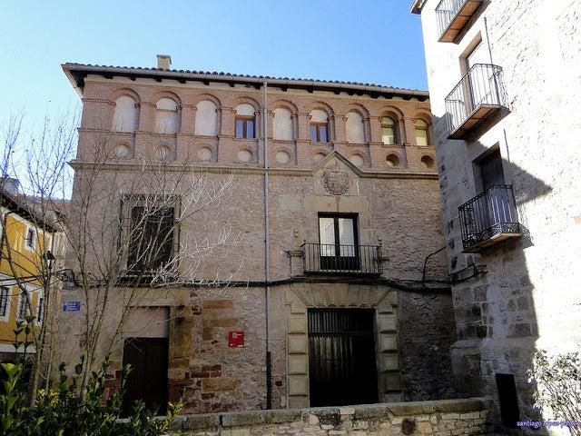 Palacio del marqués de Villel en Molina de Aragón
