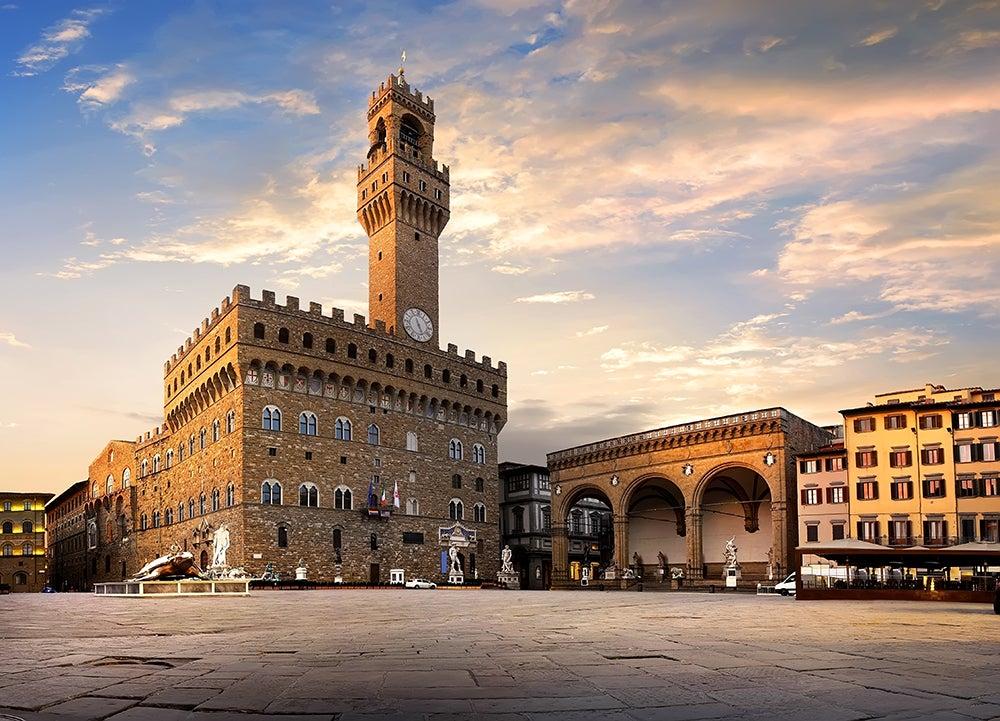 Palazzo Vechio en Florencia en dos días