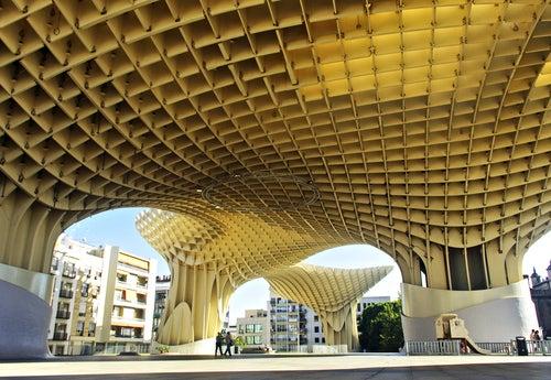 Metropol PArasol y Sevilla Best in Travel 2018