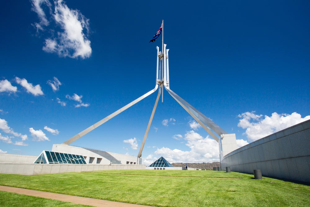 Parlamento de Canberra