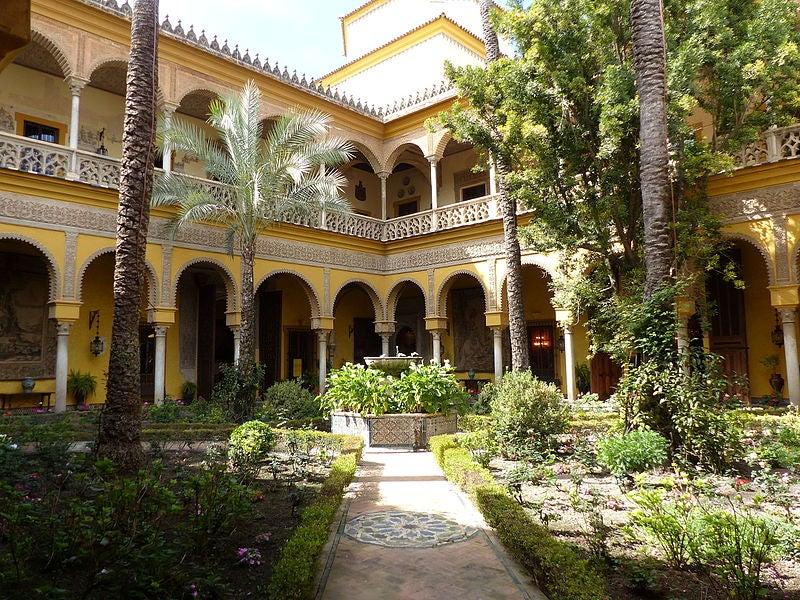 Palacio de las Dueñas de Sevilla