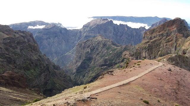 Pico Ruivo en Madeira