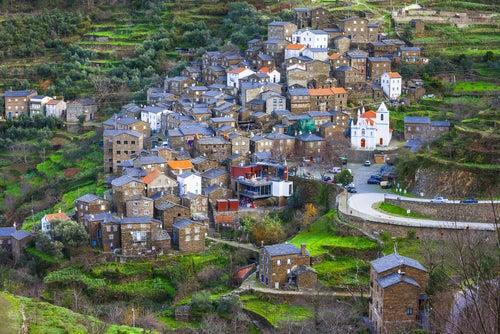 Piodao uno de los rincones idílicos de Portugal