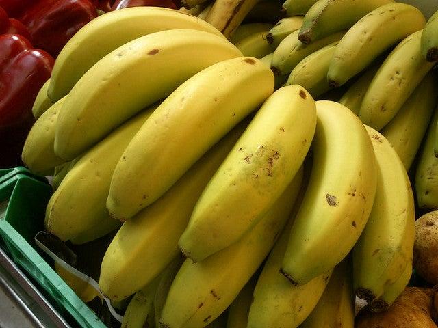 Plátanos de las islas Canarias