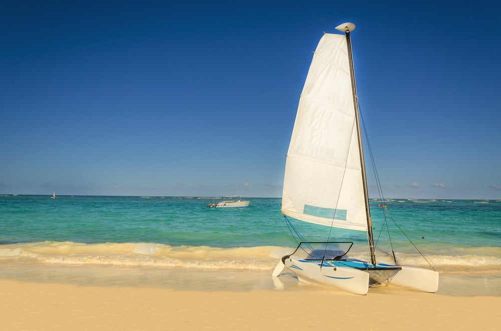 Viajar al Caribe, playas