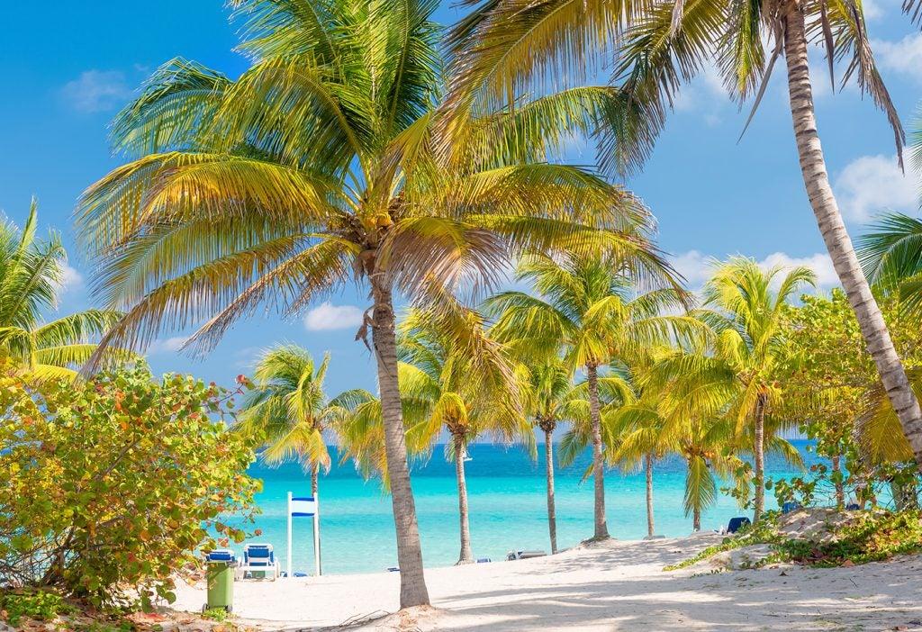 Viajar al Caribe, Varadero en Cuba
