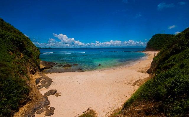 Las playas de Lombok, entre las mejores de Indonesia