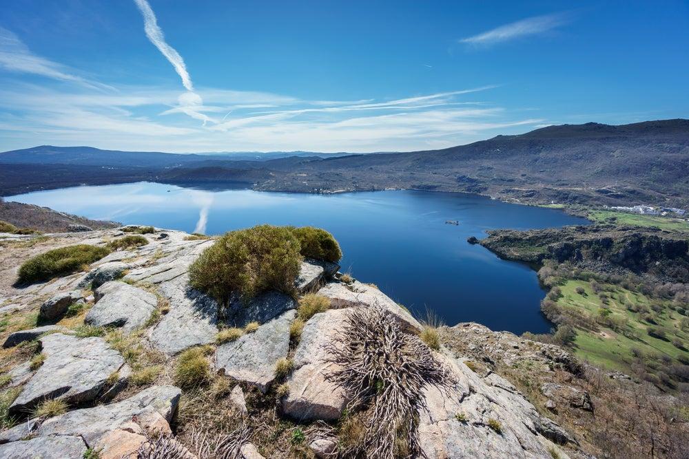 Playas del lago de Sanabria