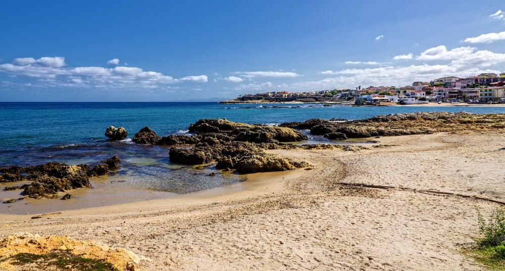 Porto Torres, zona para alojarse en Cerdeña