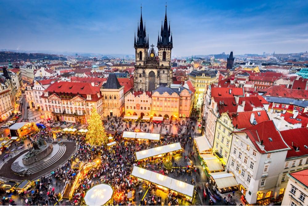 Disfruta de la Navidad en la República Checa