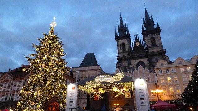 Destinos baratos europeos, Praga