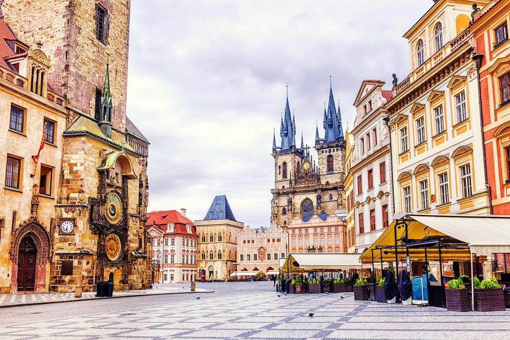 Un encantador paseo por la Ciudad Vieja de Praga