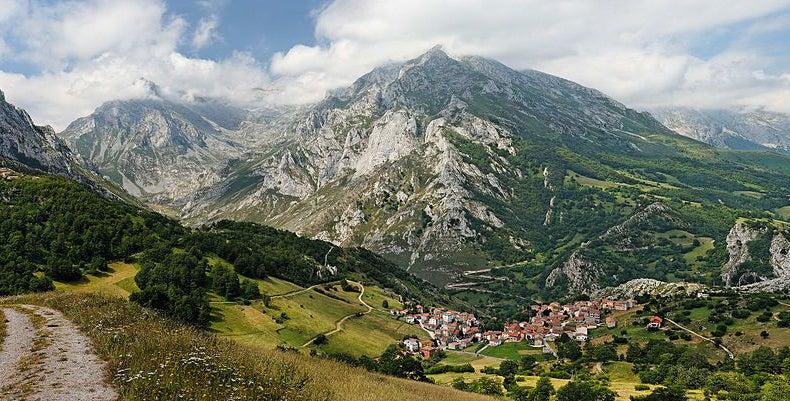 Pueblos de los Picos de Europa: Sotres