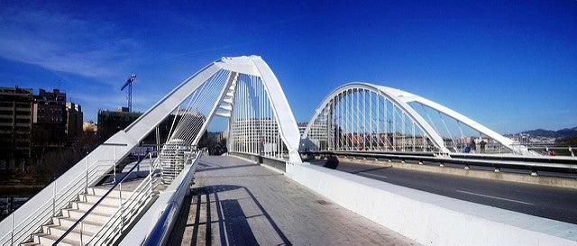 Puentes de Barcelona, Bac de Roda
