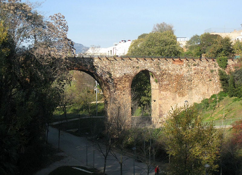 Puentes de Barcelona, San Pedro en Terrassa