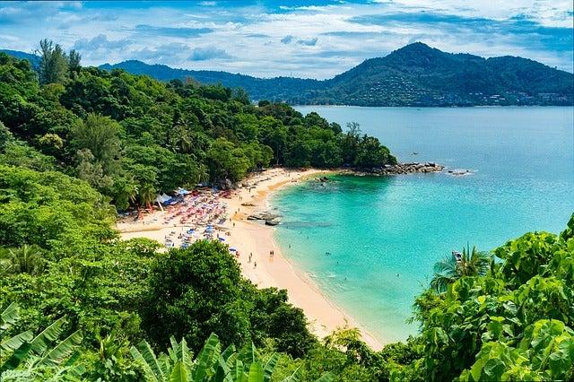 Pukhet en Tailandia