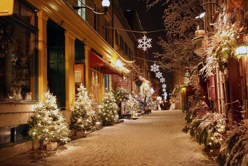 Quebec en Navidad