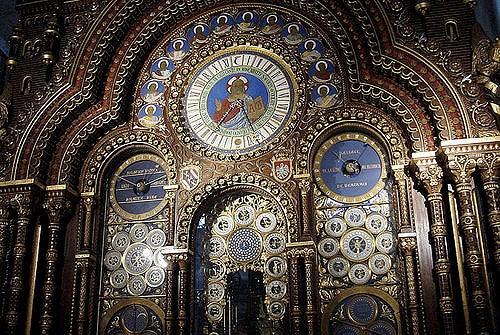 Reloj Astronómico de Beauvais
