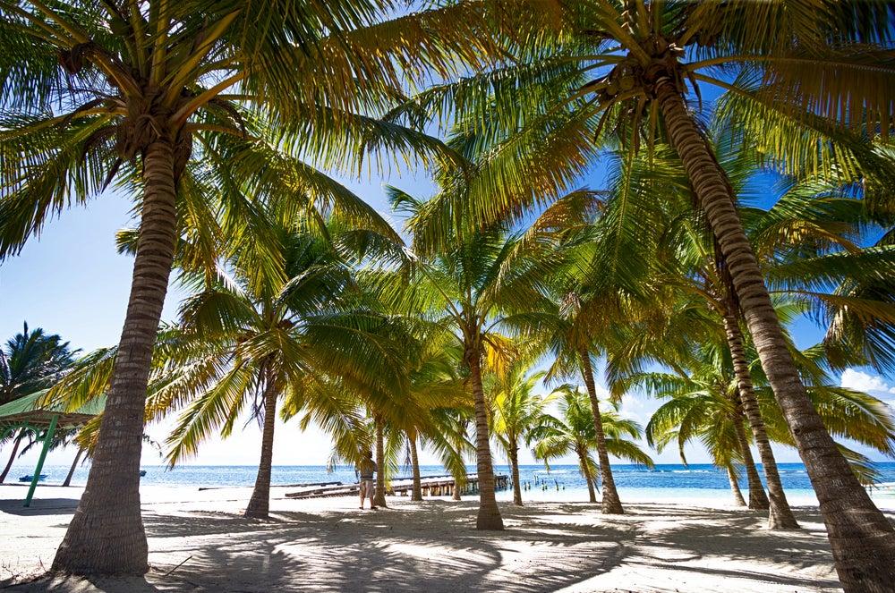 REpública Dominicana en el Caribe