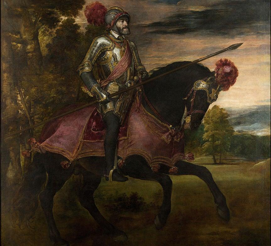 Retrato de Carlos V