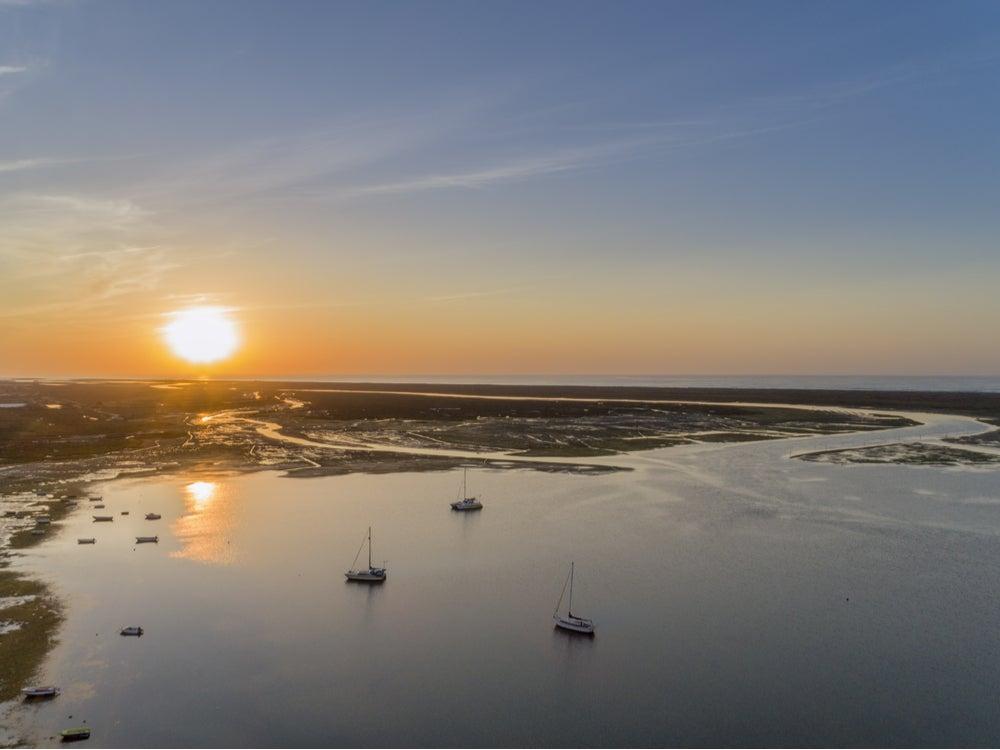 Lagos que ver en Portugal, Laguna Formosa