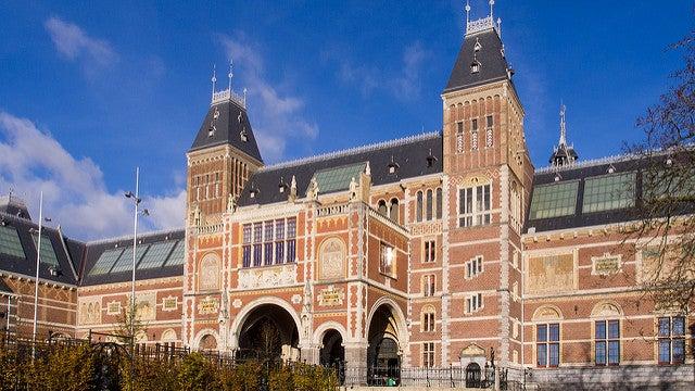 Rijksmuseum, una de las cosas que ver en Ámsterdam