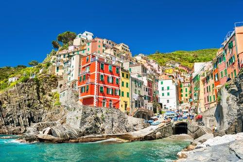 Descubre Riomaggiore, un pequeño pueblo italiano