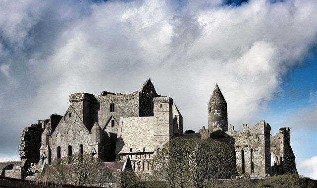 Rock of Cashel en Irlanda