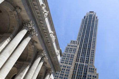 Rockefeller Center en NuevaYork
