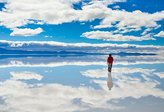 Salar de Uyuni, uno de los lugares más asombrosos