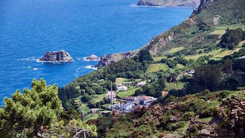 San Andrés de Teixido en Galicia rural