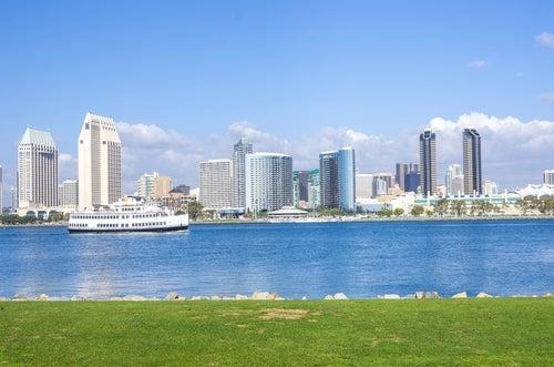 San Diego en la Costa Oeste de EEUU