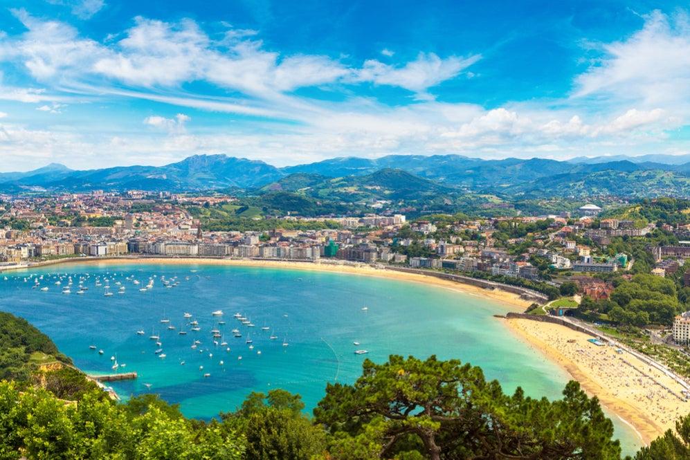 San Sebastián,