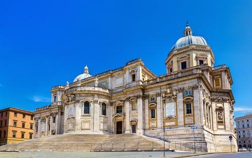 Visitar Roma: Santa María la Mayor