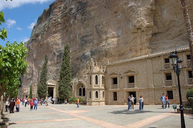 Santuario de Calasparra en Murcia