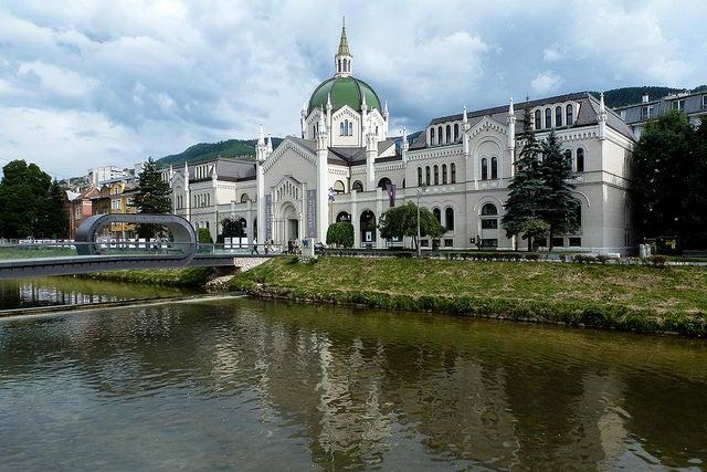 Sarajevo, ciudad para unas vacaciones baratas