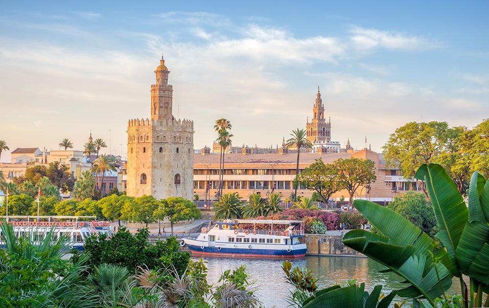 Sevilla Best in Travel 2018 por Lonely Planet