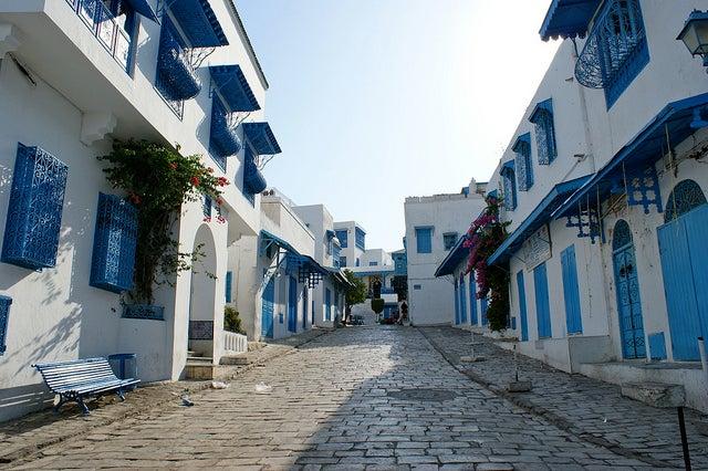 Sidi Bou Said, uno de los sitios más bonitos del Mediterráneo