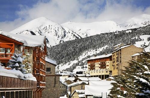 Soldeu en Andorra