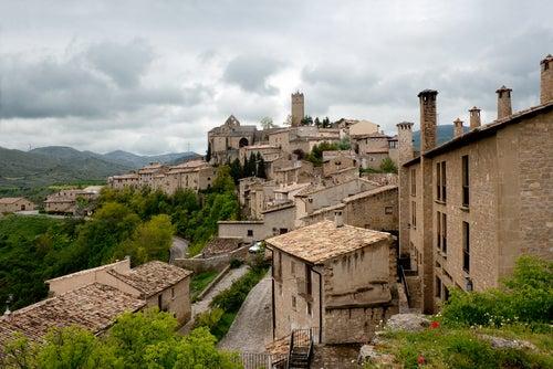Sos del Rey Católico, uno de los pueblos de Aragón más bonitos